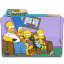 The Simpsons Folder 24 icon