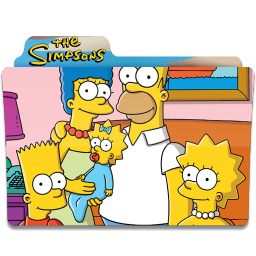The Simpsons Folder 26