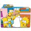 The Simpsons Folder 26 icon