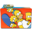 The Simpsons Folder 27 icon