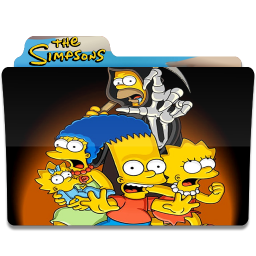 The Simpsons Folder 4
