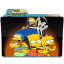 The Simpsons Folder 4 Icon