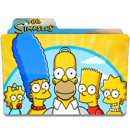 The Simpsons Folder 6