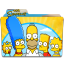 The Simpsons Folder 6 Icon