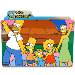 The Simpsons Folder 7-256
