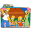 The Simpsons Folder 7 icon