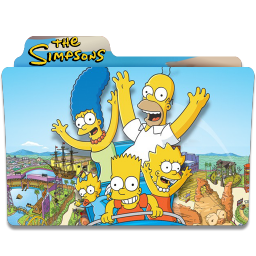 The Simpsons Folder 8