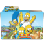 The Simpsons Folder 8 Icon