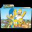 The Simpsons Folder 8 Icon