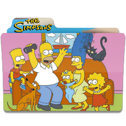 The Simpsons Folder 9