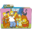 The Simpsons Folder 9 icon