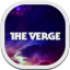 Theverge Flat Round icon