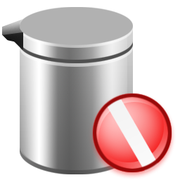 Trash Delete Icon Download Email Icons Iconspedia