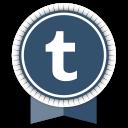 Tumblr Round Ribbon-128