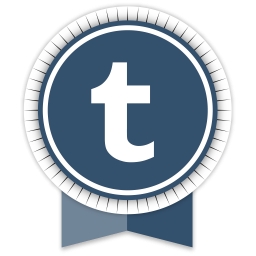 Tumblr Round Ribbon