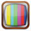 TV Guide Brown icon