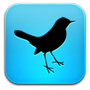 Tweetdeck Blue