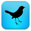 Tweetdeck Blue icon