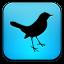 Tweetdeck Blue-64