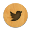 Twitter Round icon