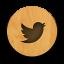 Twitter Round icon