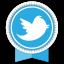 Twitter Round Ribbon-64