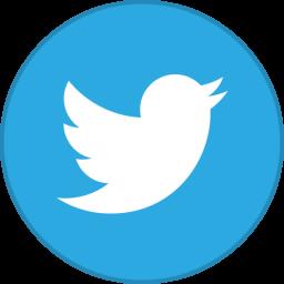 Twitter Round With Border