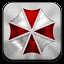 Umbrella Corp Silver icon