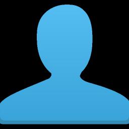 User Blue