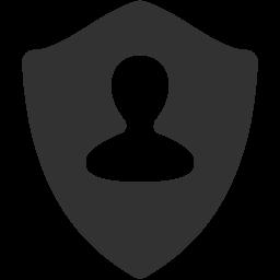 User Shield Icon Download Windows 8 Vector Icons Iconspedia