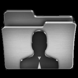 User Steel Folder