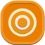 Vlc Flat Mobile icon