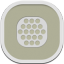 Voice Dialer Flat Mobile icon