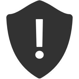 Warning Shield Icon Download Windows 8 Vector Icons Iconspedia