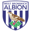 West Bromwich Albion Logo Icon