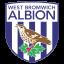 West Bromwich Albion Logo icon