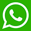 Whatsapp flat icon