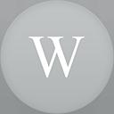 Wikipedia flat circle-128