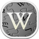 Wikipedia Flat Round