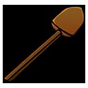 Wooden Shovel-128