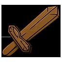 Wooden Sword-128