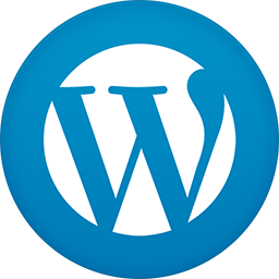 Image result for wordpress icon png