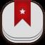 Wunderlist Flat Round icon