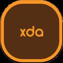 Xda Flat Round