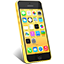 Yellow iPhone 5C Icon