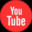 Youtube Round With Border-128