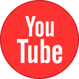 Youtube Round With Border