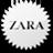 Zara logo Icon