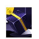 Zipper cube-128